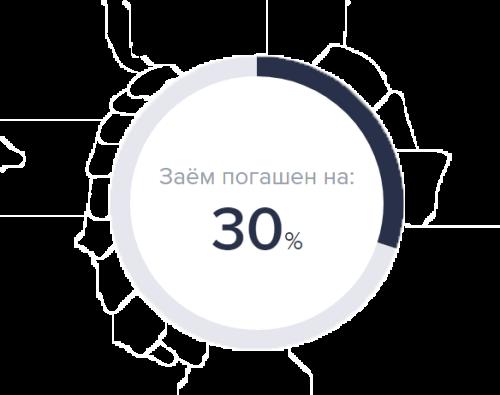 инфографика в ЛК